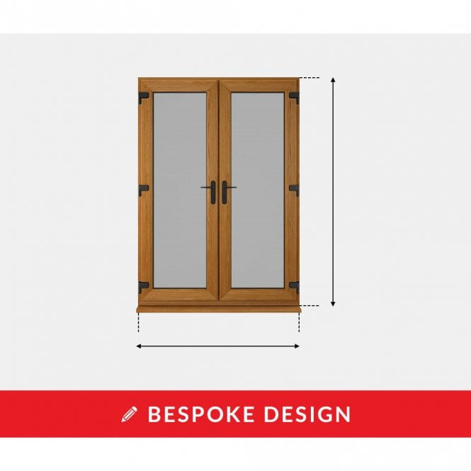ATT Fabrications Design Your Own uPVC French Door
