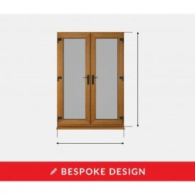 Design Your Own uPVC French Door