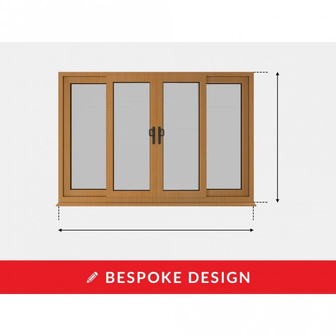 ATT Fabrications Design Your Own uPVC Sliding Patio Door