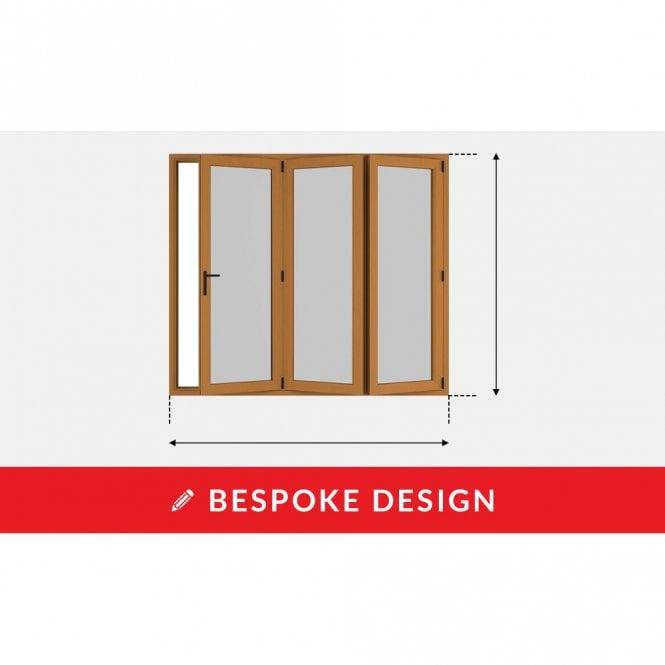 Aspect Design Your Own  uPVC Bi-Fold Door