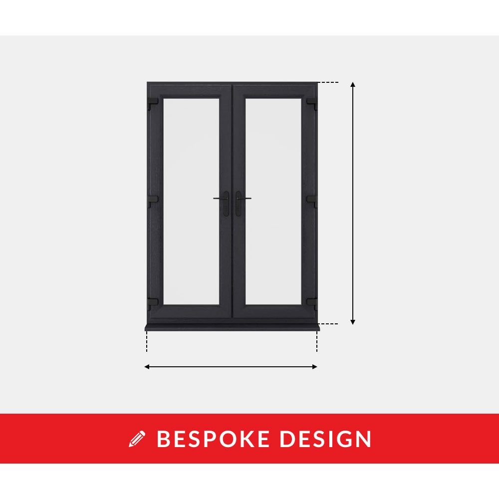 wholesale dealer bb03a 8b5e5 Design Your Own Aluminium French Door
