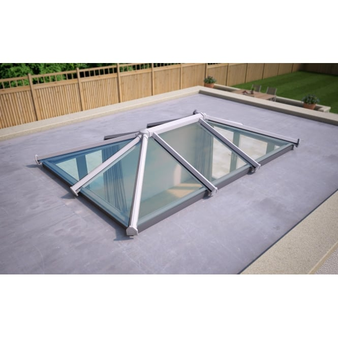 Skypod Glass Roof Lantern - Activ Glass - 2000mm x 3000mm