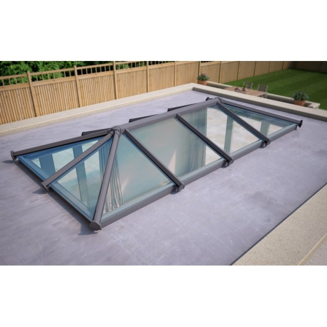 Skypod Glass Roof Lantern - Activ Glass - 2000mm x 4000mm